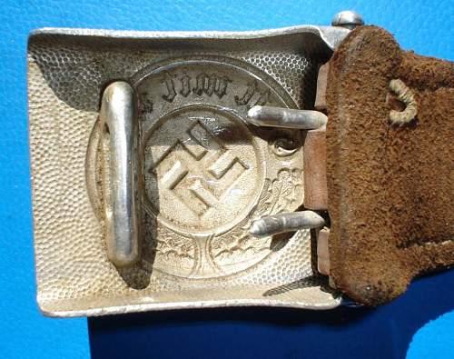 Assmann Police-buckle