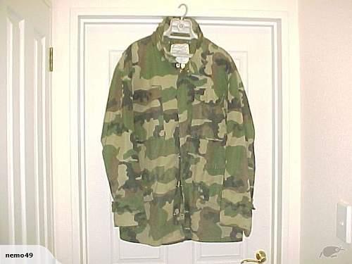Australian made camo jacket
