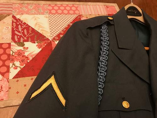 Vietnam 9th Infantry Division Jacket