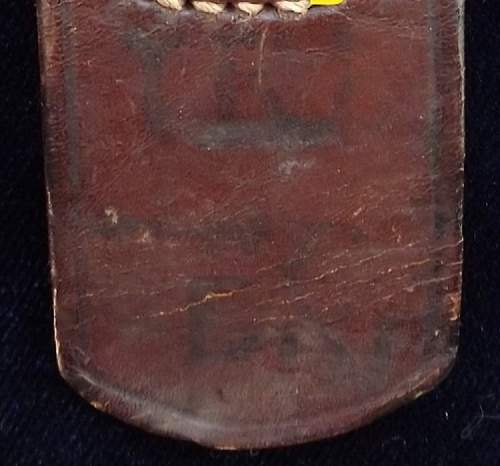 Postschutz  1933 Schmole & Comp