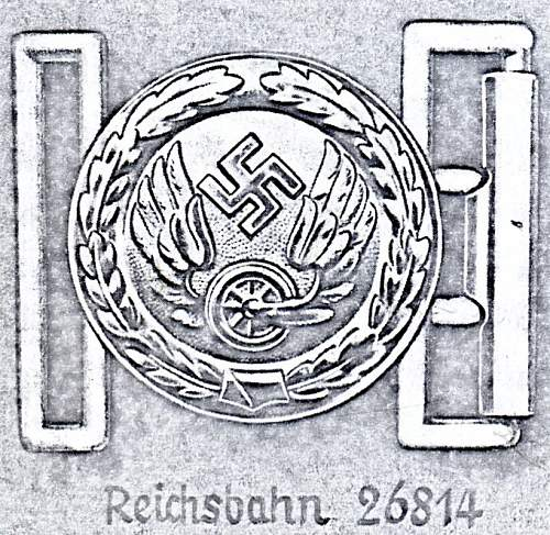 Reichsbahn in zinc discussion of his life.Help!!!