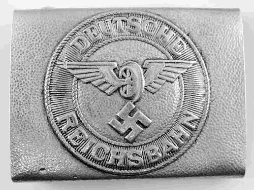 Fake? Reichbahn