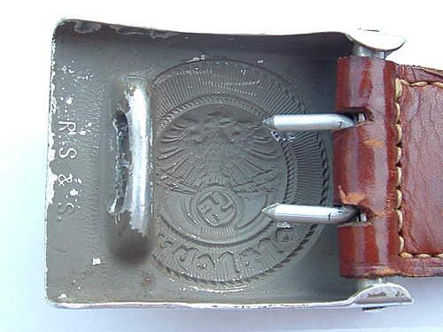 Click image for larger version.  Name:M4_38 Aluminium Richard Sieper & Sohne Postshutz 1936 Rear.jpg Views:91 Size:117.5 KB ID:398160