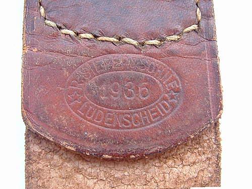 Click image for larger version.  Name:M4_38 Aluminium Richard Sieper & Sohne Postshutz 1936 Tab.jpg Views:79 Size:164.3 KB ID:398161