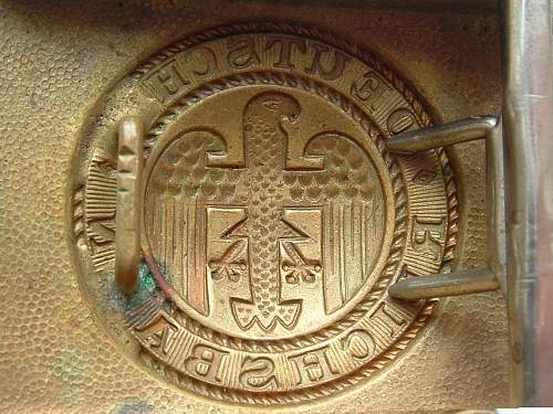 1933-1935 Reichsbahn (Art deco)