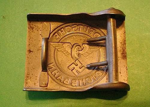 Fake Postschutz/ Bahnschutz