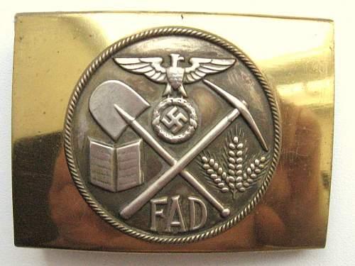 F.A.D. - Assmann - Spade and Pick