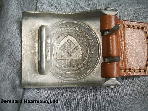 RAD Buckles Makers marks