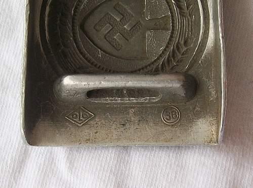 OLC Reicharbietdienst buckle