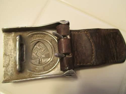KuQ Klein & Quenzner - Oberstein 1936 with leather tab