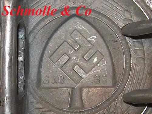 Rad Belt Buckle - Real or fake???