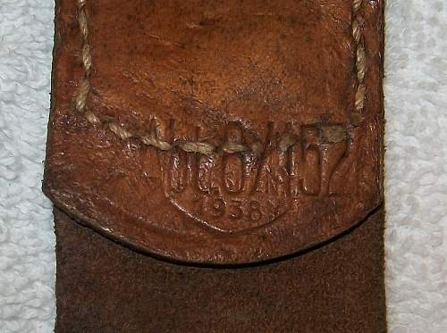 RaD buckle  8 /152