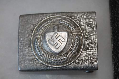 Buckle #2 Please help to ID and verify