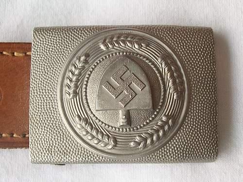 RAD 1938 - Berg & Nolte
