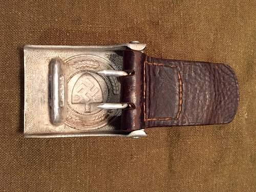 RAD Belt Buckle