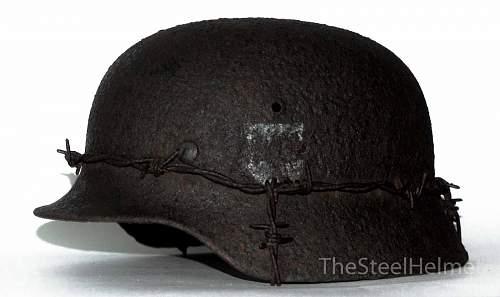 Stalingrad Helmets on eBay