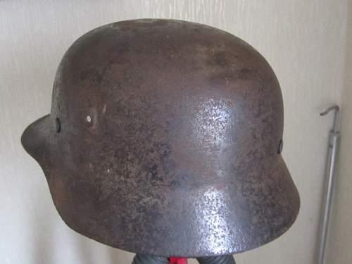 Relic M40 Helmet.