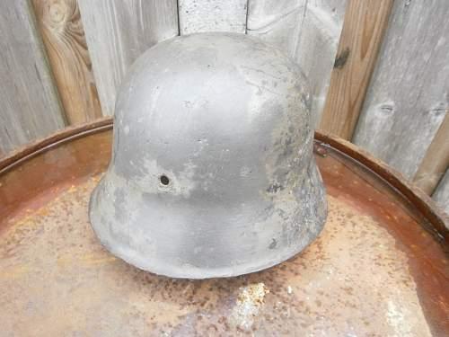 Help with Heer helmet