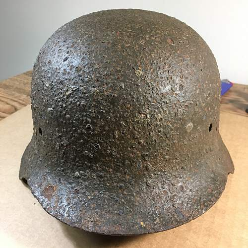 Possible SS M42 Helmet