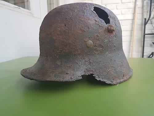 Just for show - M18 dig up Arnhem