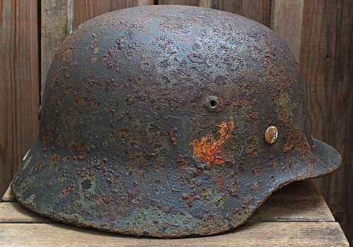 Relic M35 from Smolensk (Russia)
