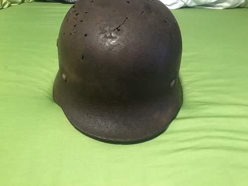A new M35 Heer with headshotdamage