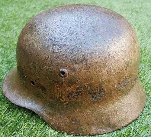 M35/M40 DD helmet