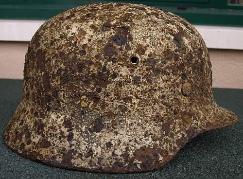 relic M40 winter camo