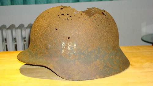 Question about relic helmets