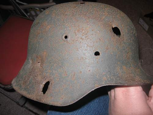 New relic helmet. Anybody know the type or anything?