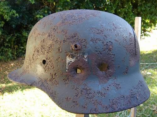M35 DD relic - poor soldat!!