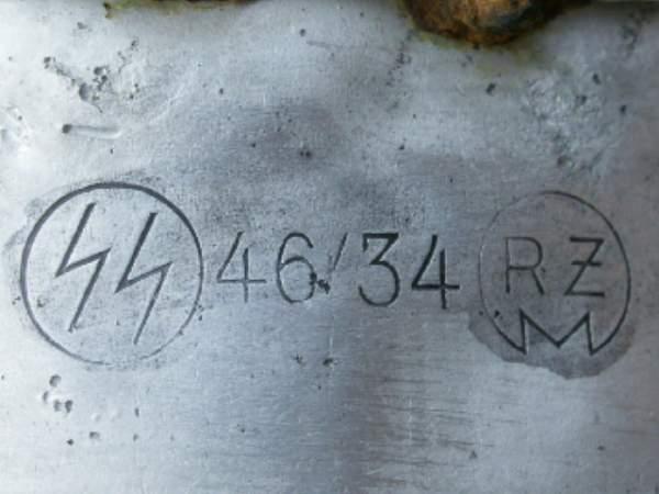 m35 dd and FJ dug up