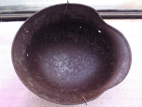 M35 relic helmet from kurland