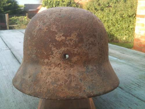 M40 Relic Luftwaffe Relic from Brittany