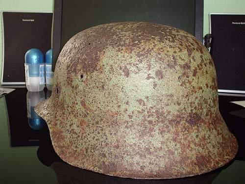 M42 camo relic