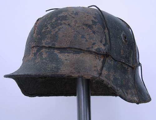 Relic M40 wire from Cassino area