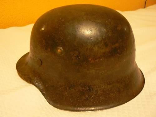 Opinion on relic M42 helmet