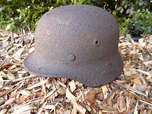 M40 SS relic helmet - another impulse buy!!!!!