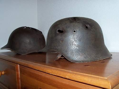 battle damaged m42 relic