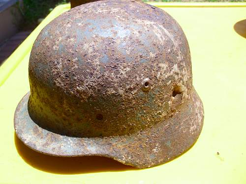 An alternative to oxalic acid ? The helmet results are in and the winner is ...