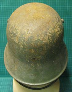 1916 Stahlhelm relic helmet legit?