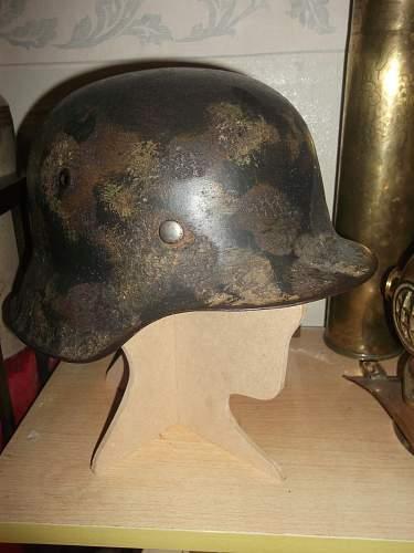 Relic Helmet, M42?