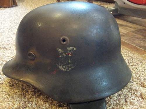 Need Help! First Helmet Purchase and Insignia Clarificiation