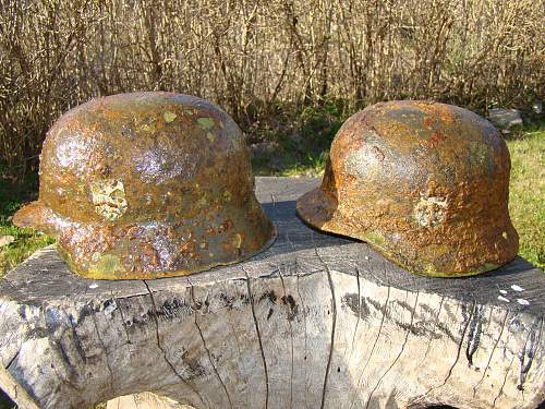 Others 2 Relic Helmets