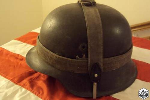 original or repro helmets?
