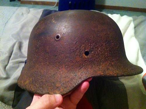Wow m40 relic bunker find!
