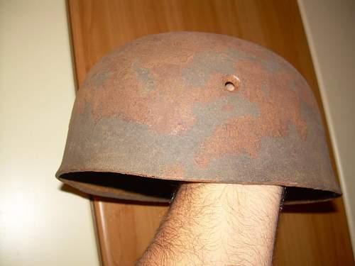 Fallschirmjager camo shell