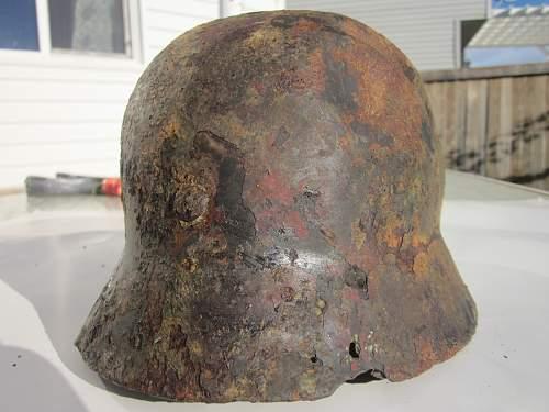 Camo relic or fire damage