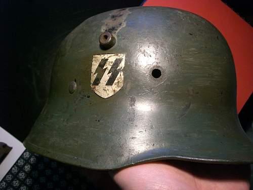 My ss helmets no m18 &