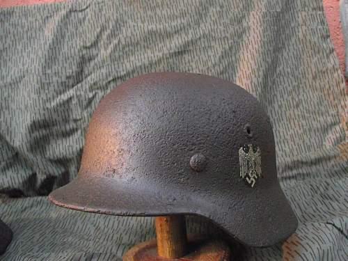 Heer steel helmet review good or bad ?